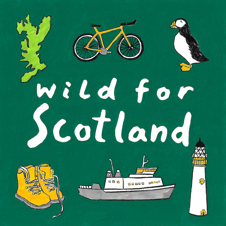 Wild for Scotland Podcast