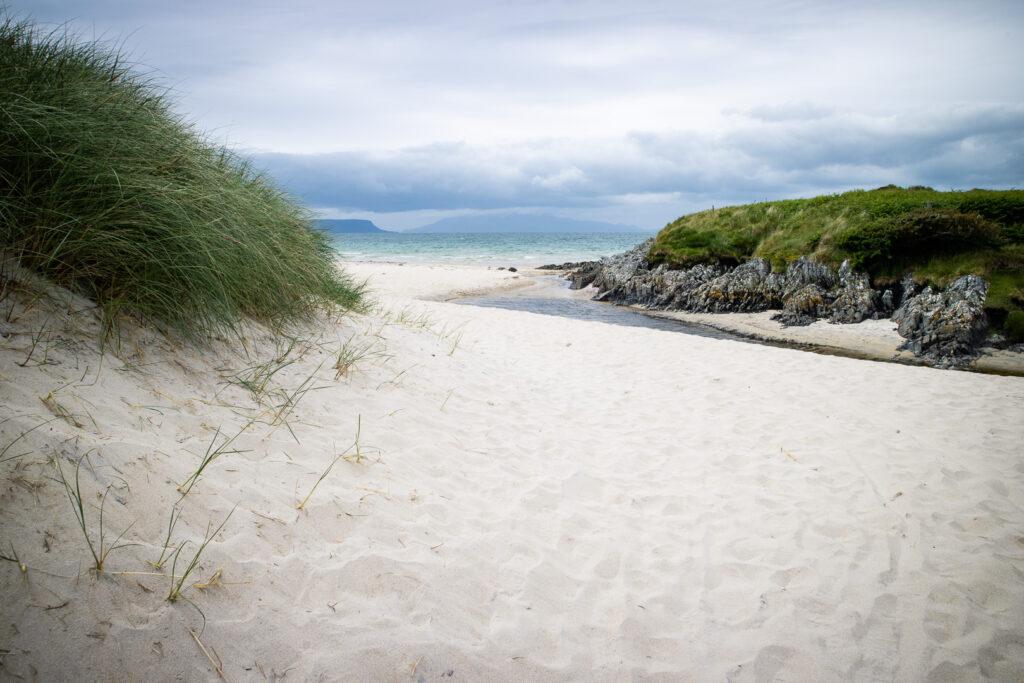 Camusdarach Beach near Arisaig